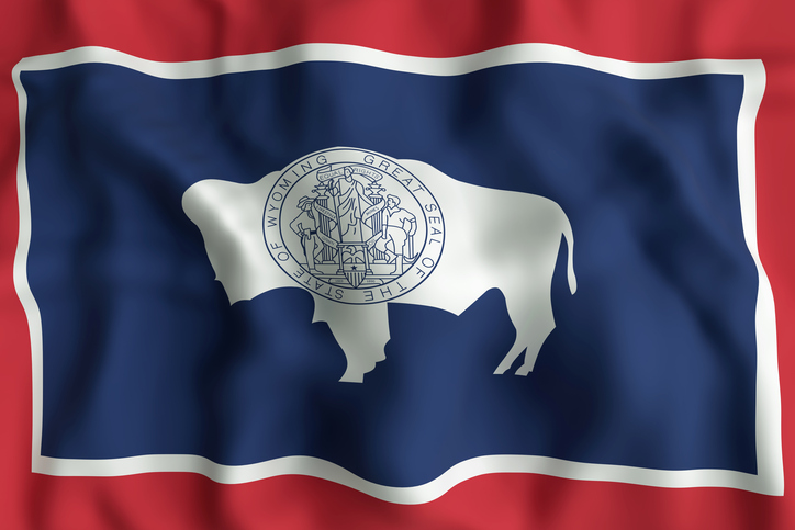 Wyoming to be on the world fintech map. (Getty Images license)