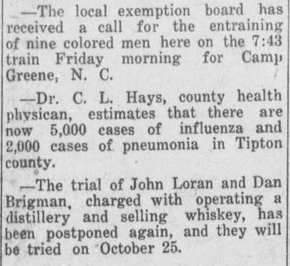https://chroniclingamerica.loc.gov/lccn/sn89058364/1918-10-17/ed-1/seq-1/#date1=1918&sort=date&date2=1918&words=influenza&language=&sequence=0&lccn=&index=12&state=&rows=20&ortext=&proxtext=influenza&year=&phrasetext=&andtext=&proxValue=&dateFilterType=yearRange&page=398