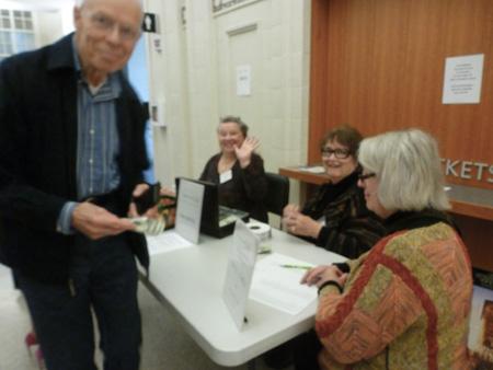 Jane Kennedy, Norm Krasne, Marina Stites