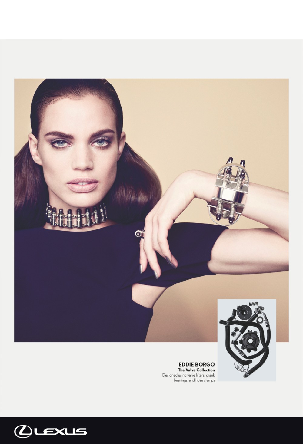 The Valve Collection by Eddie Borgo