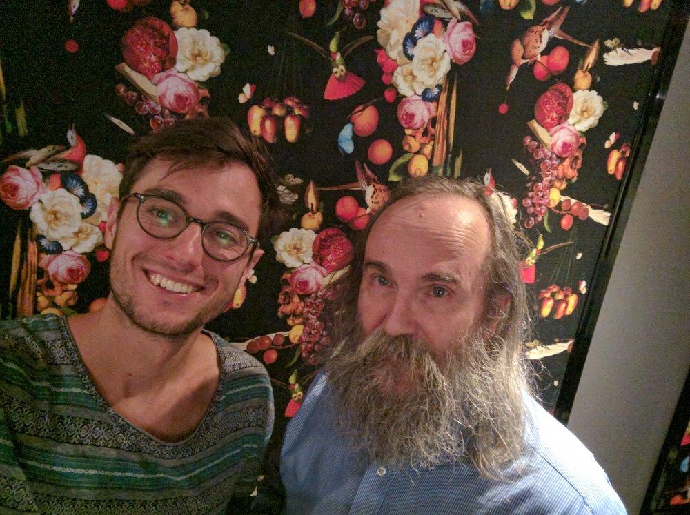 Interview with Lubomyr Melnyk