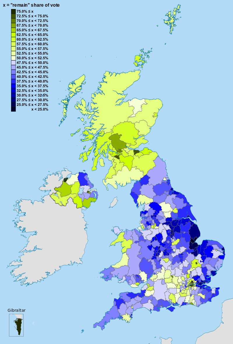 Middle England Revolt