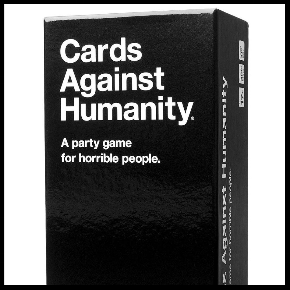 Cards Against Humanity Game - $25.00 - Do you have a jokester in your life? Well, this one of a kind fellow would appreciate owning the iconic Cards Against Humanity Game. This gift will provide hours of entertainment for your guy and his equally ridiculous friends.