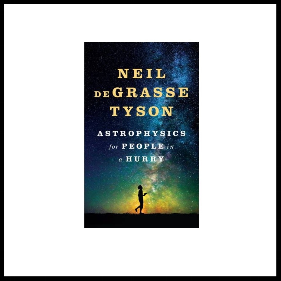 Astrophysics for People in a Hurry (Neil deGrasse Tyson) - $30.23 - I've always been a fan of large hardcover books. This would be ideal for the intellectual in your life. I'm pretty sure Mr. Tyson would approve.