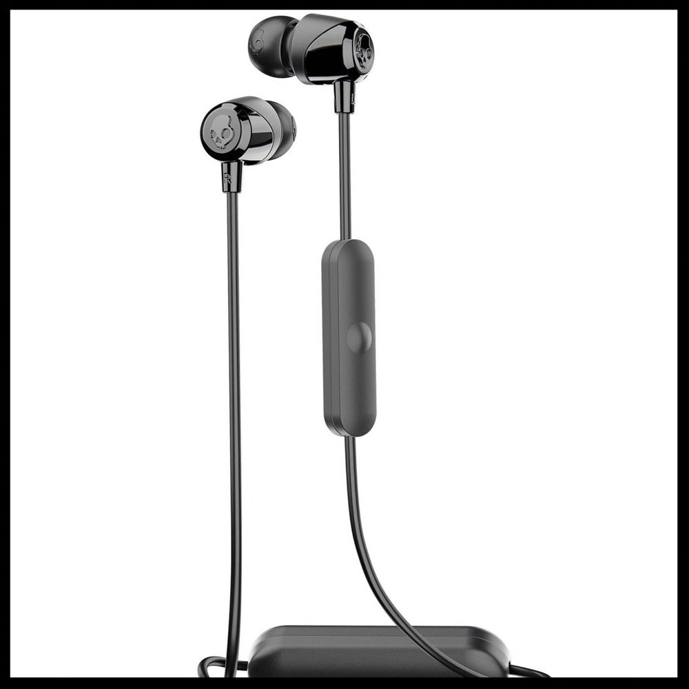 Skullcandy® Jib Wireless Bluetooth®  Headphones - $33.99 - Who can say no to a great set of headphones? With its slim, stylish design and Bluetooth capability, these Skullcandy Jib headphones are an obvious choice.