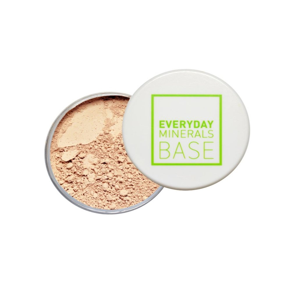 Best Natural Makeup Brands - Everyday Minerals Foundation
