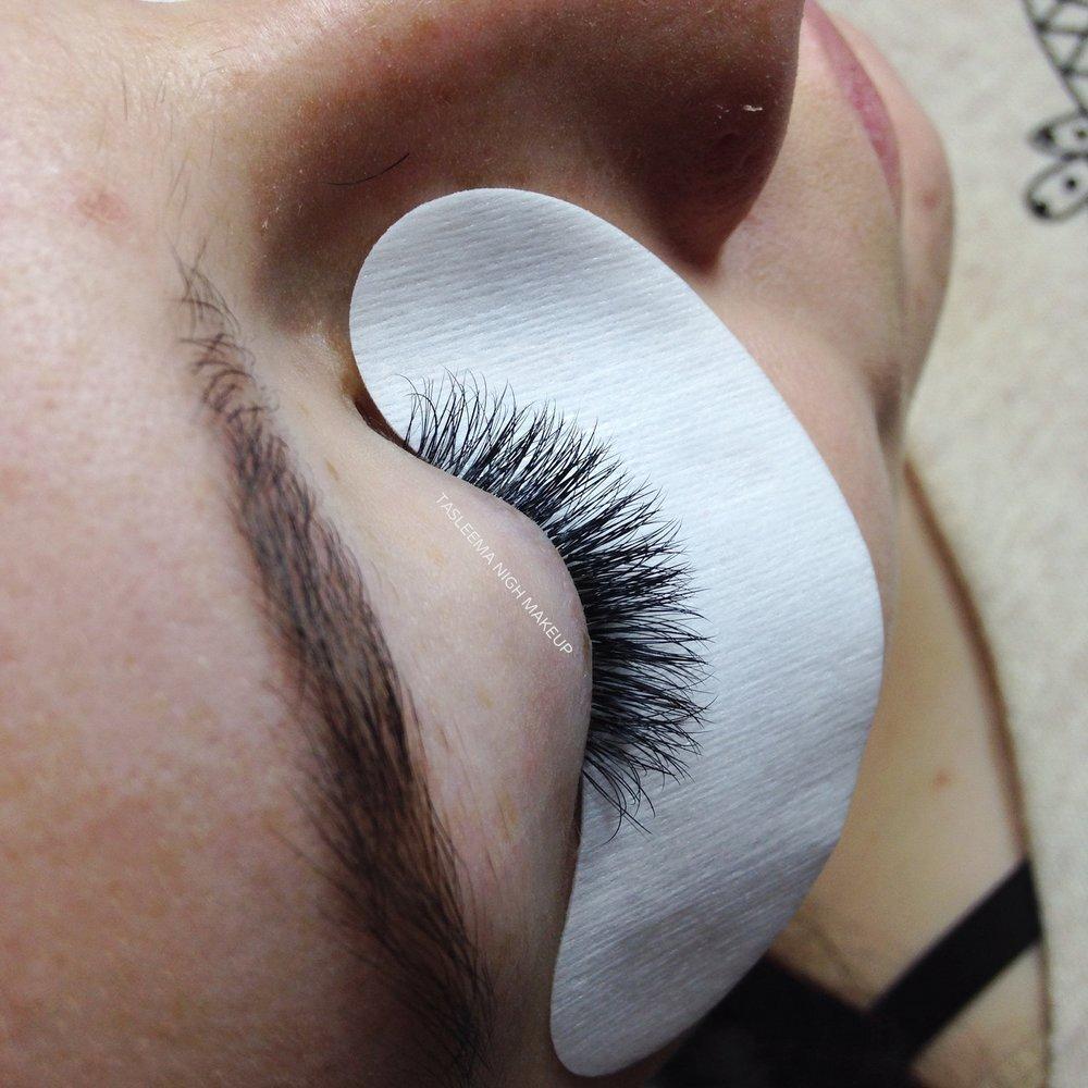 4c730c17202 How To Clean Your Lash Extensions Tasleema Nigh Makeup Artist Sunshine Coast