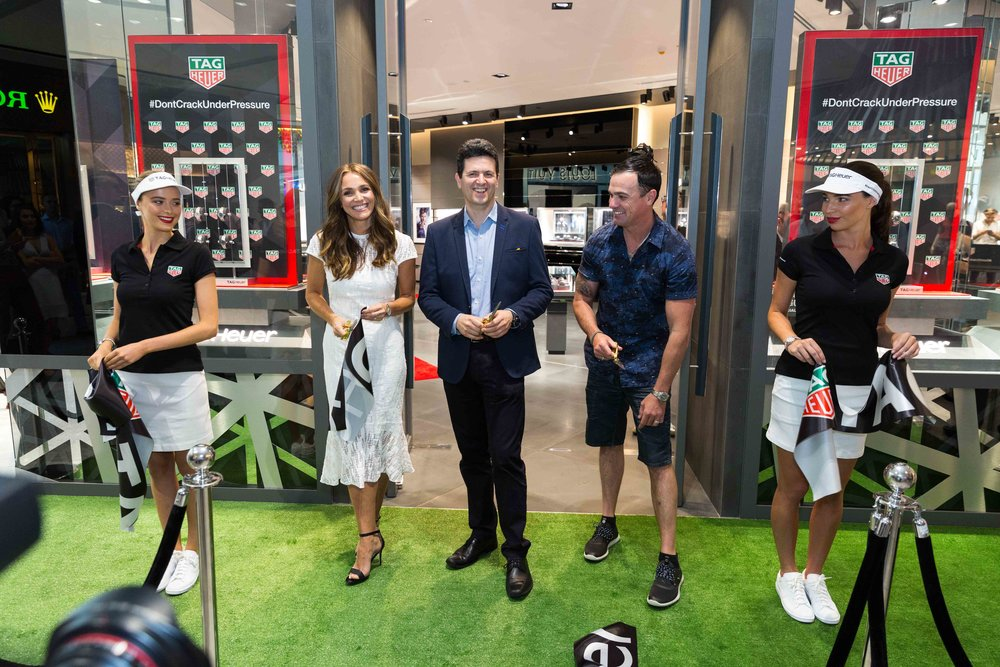 tag huer grand opening -