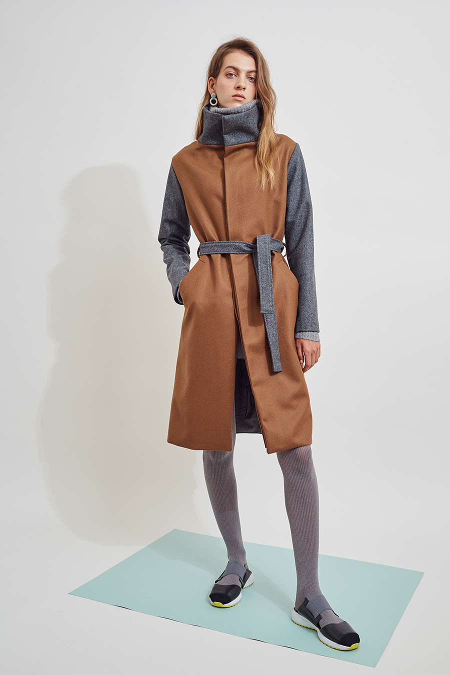 Olga coat from Maqu