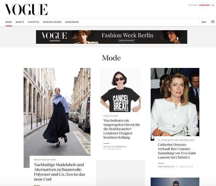 Maqu - Vogue