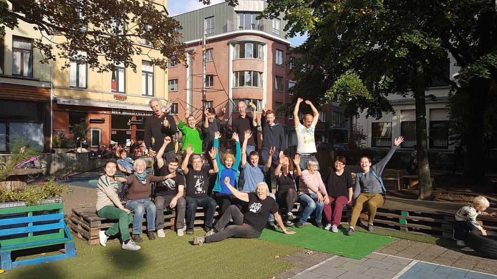 Doe-dag Groene ader Sint-Andries (17 september 2017)