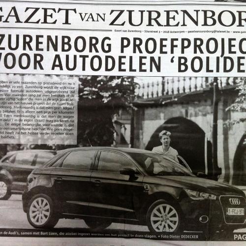 Gazet Van Zurenborg