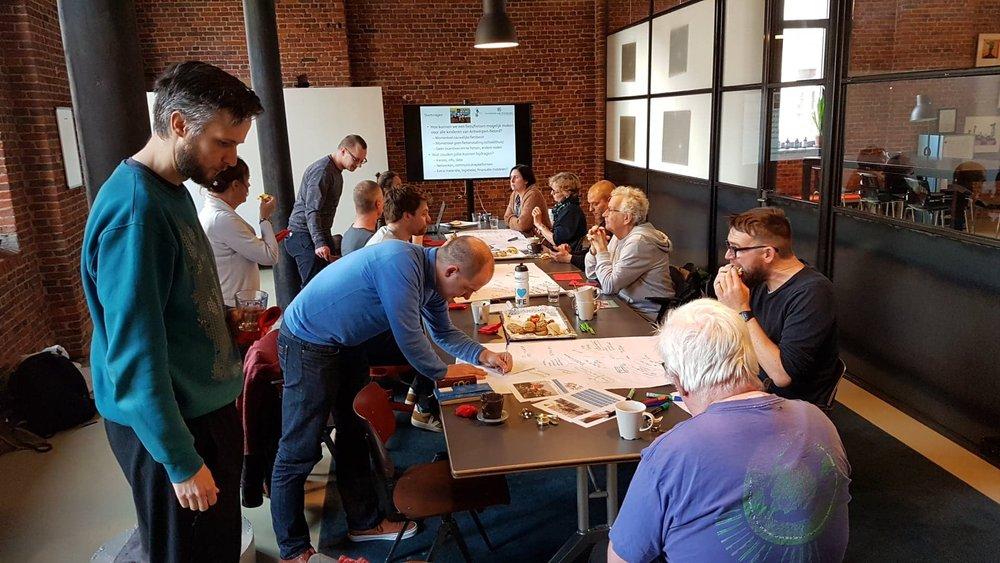 Commons Assembly 'Antwerpen Fietsstad (voorjaar 2018)