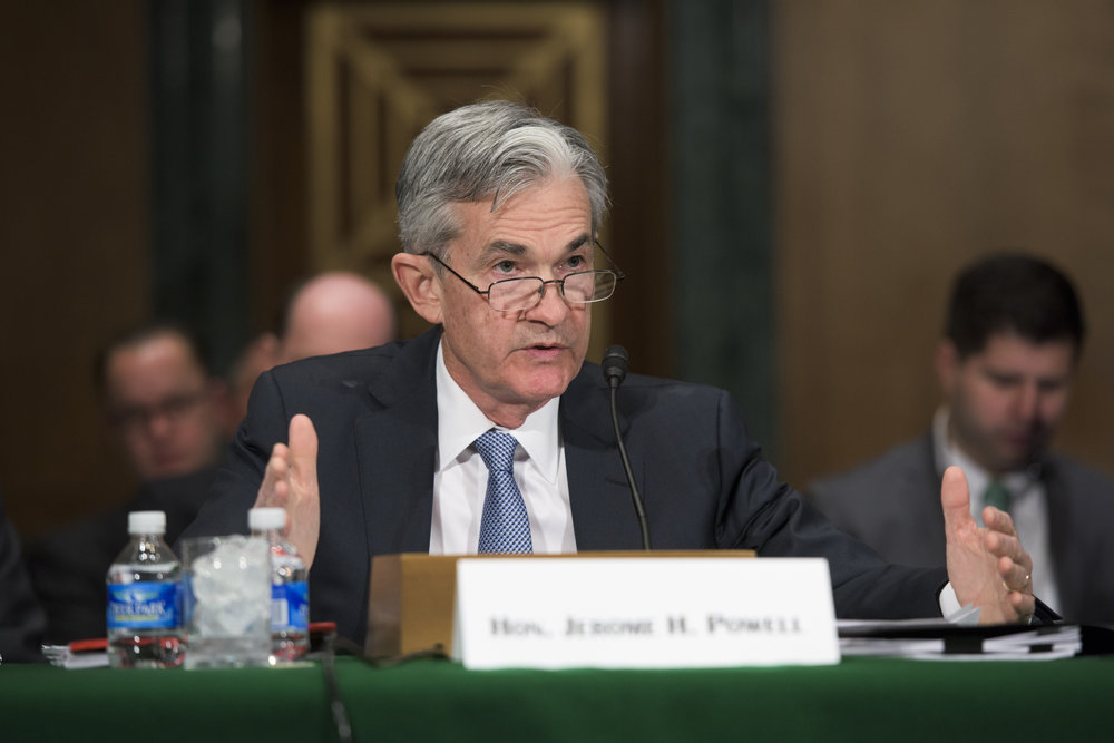 FED chairman Jerome Powell, man who should never have the attention and influence he has