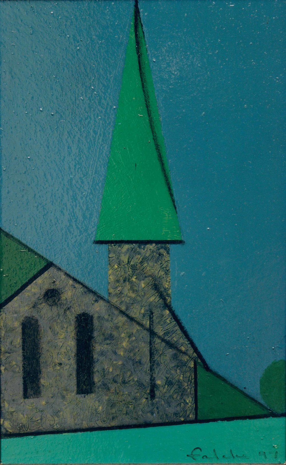 Patching Church