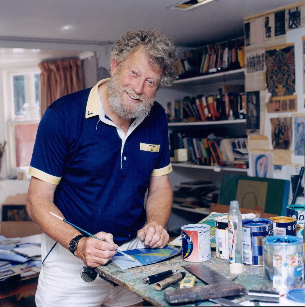 John Falcke 1990s