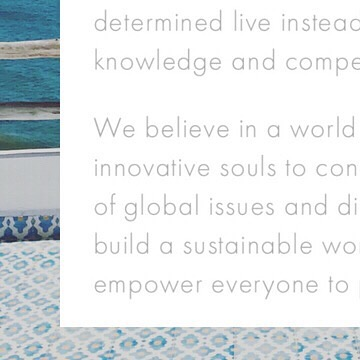 New focus. ______________ #globalgoals #socialimpact #bethechange #un #unitednations #unesco #sdgs #qualityeducation #sdg4 #successmindset #womanleader #goaldigger #makeanimpact #futureteam #wearethefuture #inspiringwomen #femalefounder#grid #gridpost #graphicdesign #greece #mykonos #santorini #summerlove #focus #audact