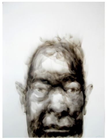 "Diane Victor's ""Smoke Screen 24 (2010)"