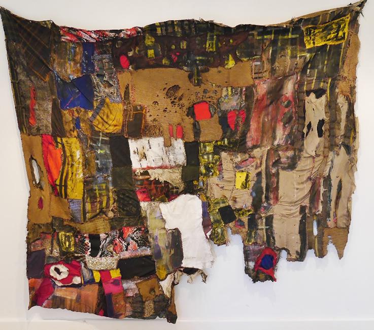 """Samuel Githinji """"Blankets"""""""