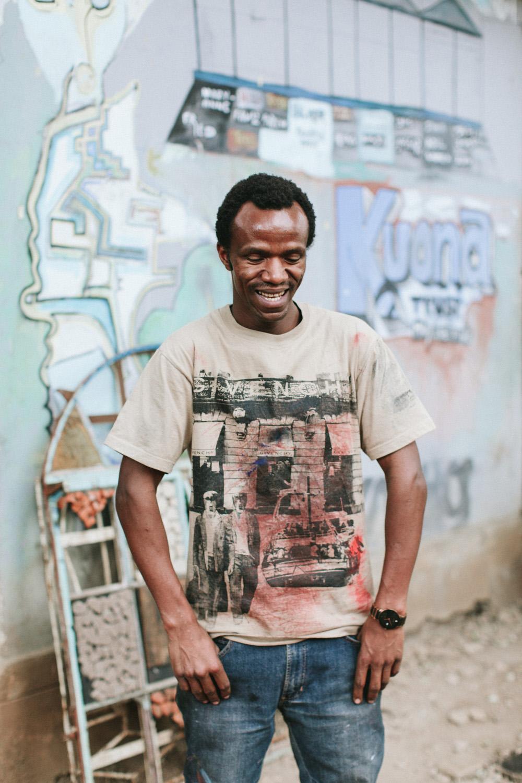 David Thuku