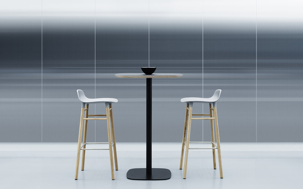 Form Barstool - Normann Copenhagen - from £230.00