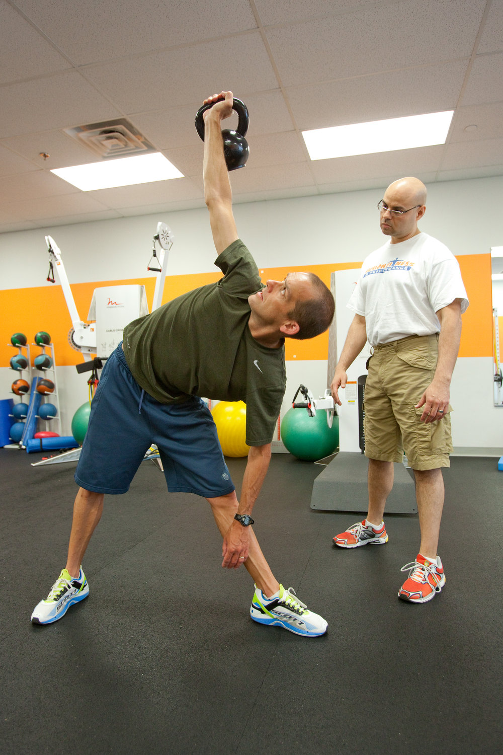 Fusion Fitness Studio, Est. 2003 Modern-Day Physical Culture -