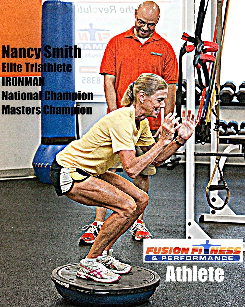 Nancy Smith -