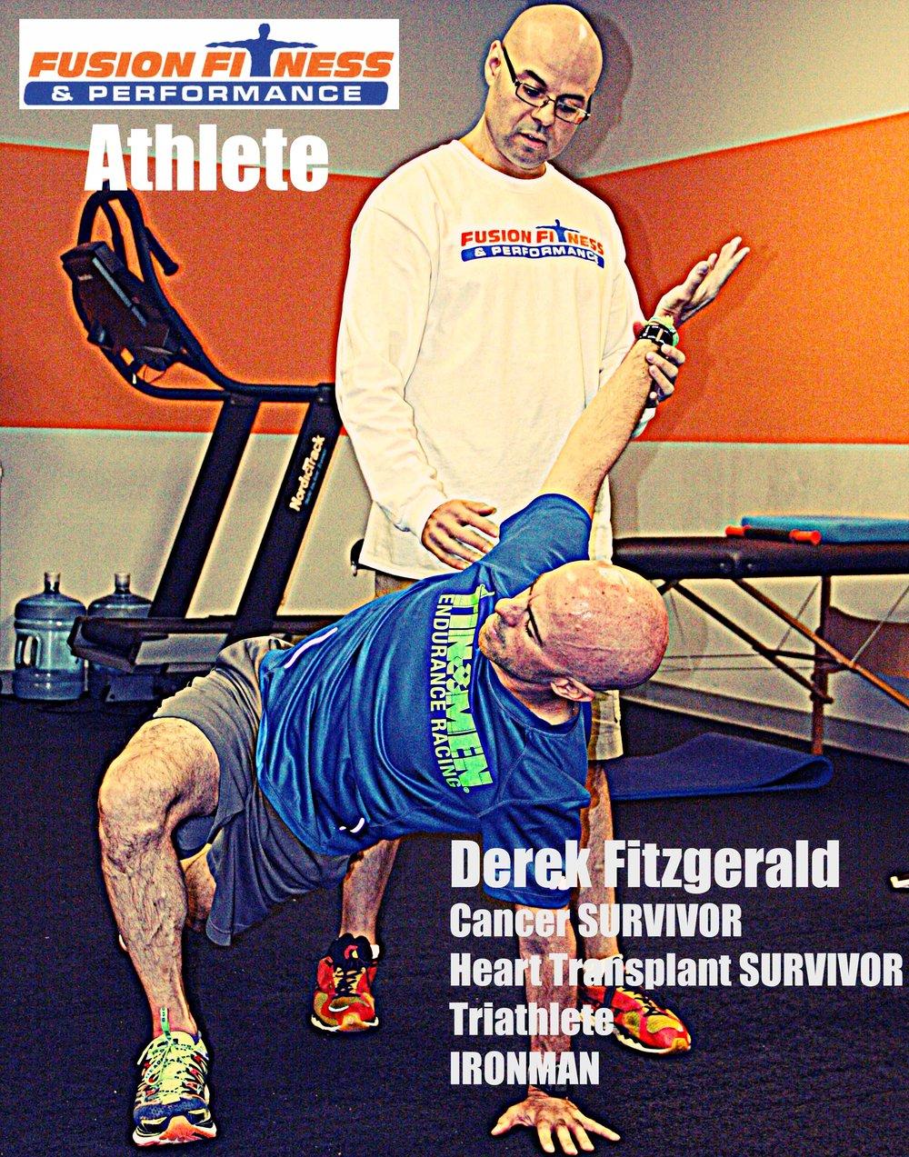 Derek Fitzgerald -