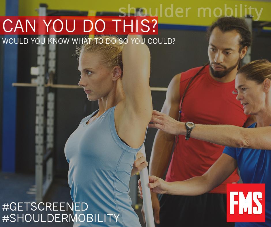 Shoulder Mobility -