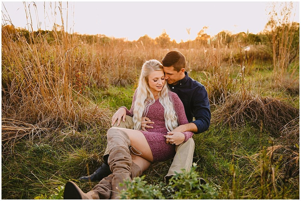 Kalamazoo Michigan Engagement Session / Kalamazoo Michigan Photographer