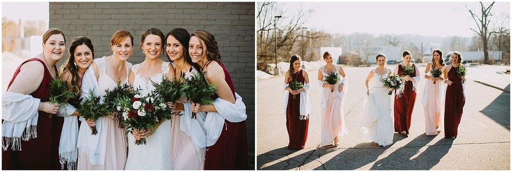 bridesmaids Goei Center Grand Rapids