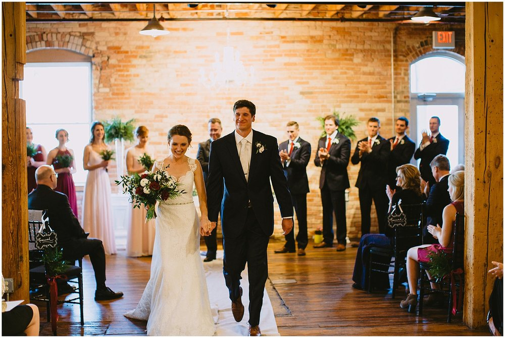 wedding Goei Center Grand Rapids