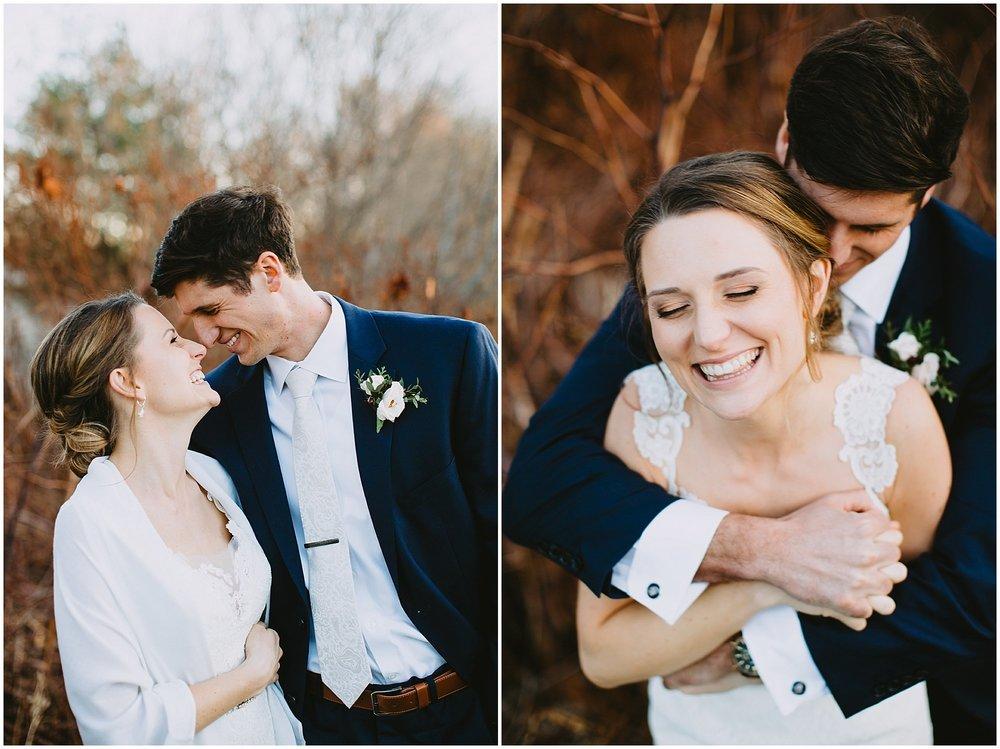 bride and groom wedding Goei Center Grand Rapids