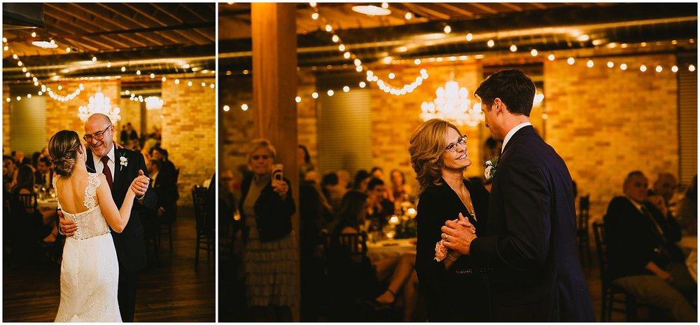 reception wedding Goei Center Grand Rapids