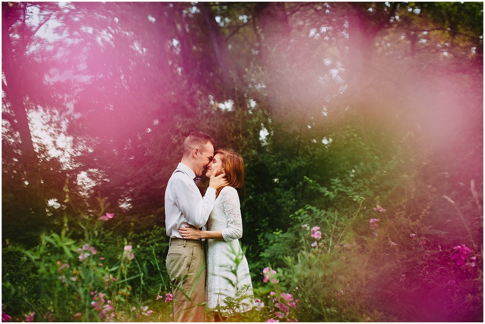 Kalamazoo Engagement Photographer, Ramona Park Portage Michigan Photographer