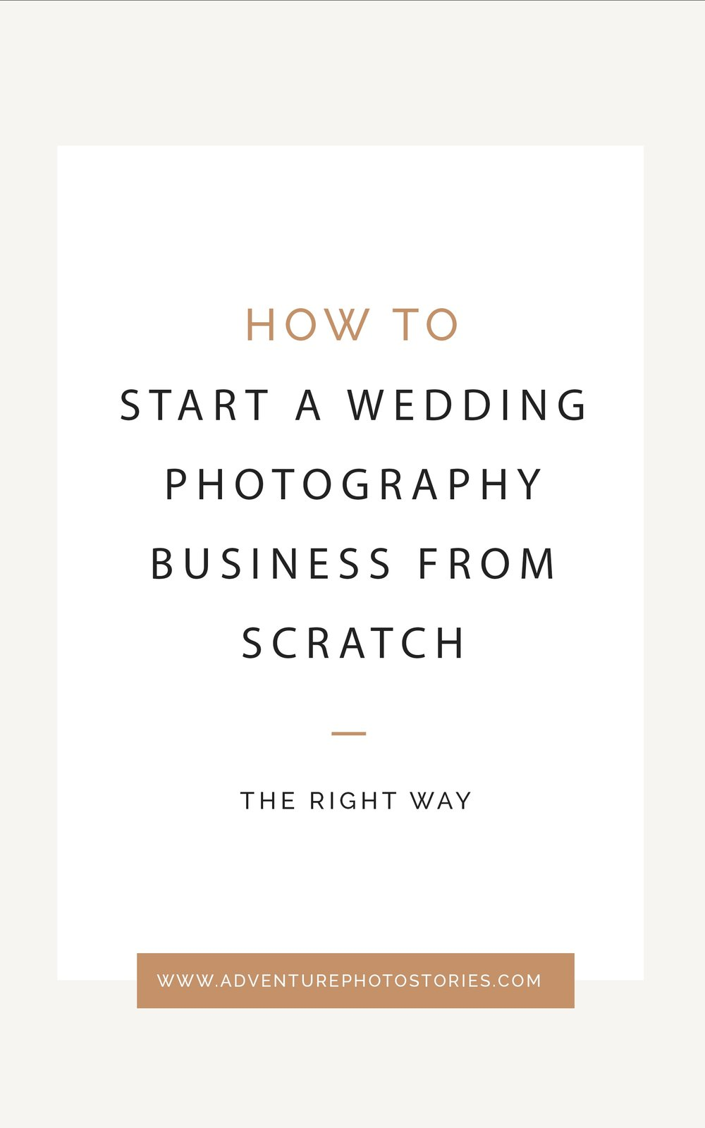 How to start a wedding photography business / wedding photography tips