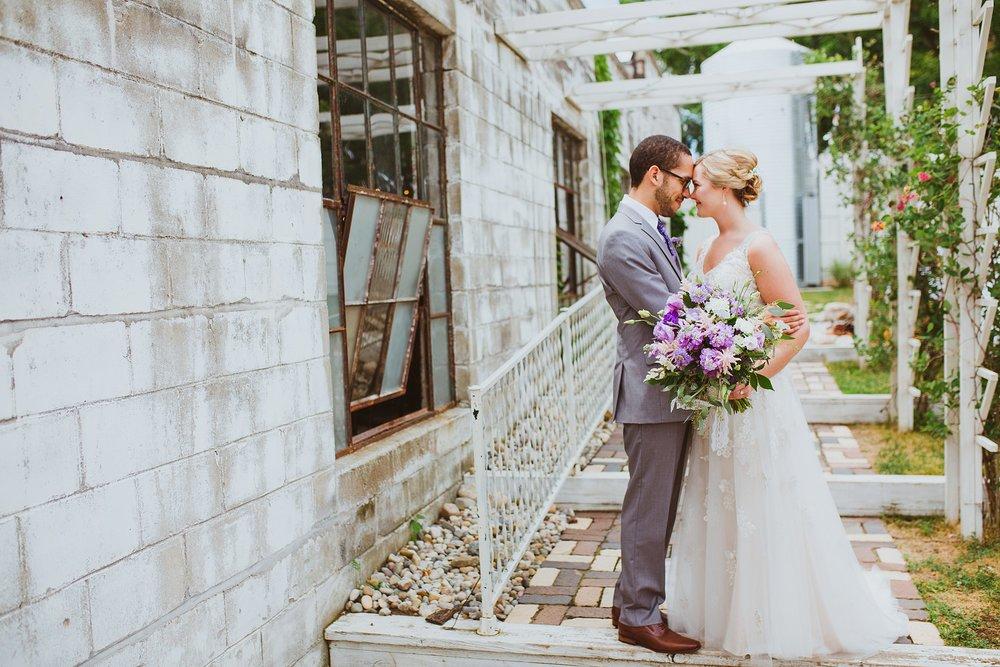 biracial couple sundance studios benton harbor wedding