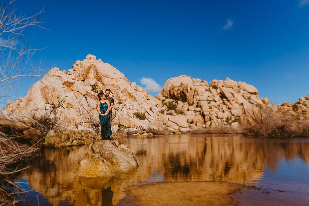 baker dam joshua tee destination wedding photographer