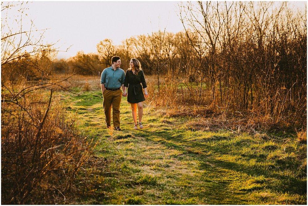 Asylum Lake Kalamazoo Engagement photography
