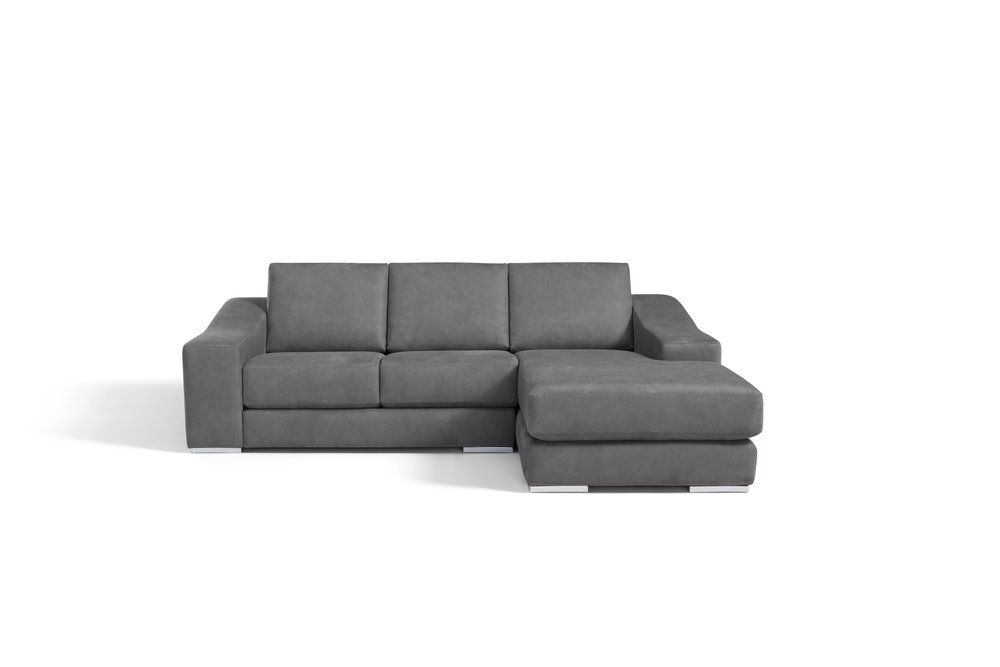 Leonard Diven Living Leather And Fabric Contemporary Designer Sofas
