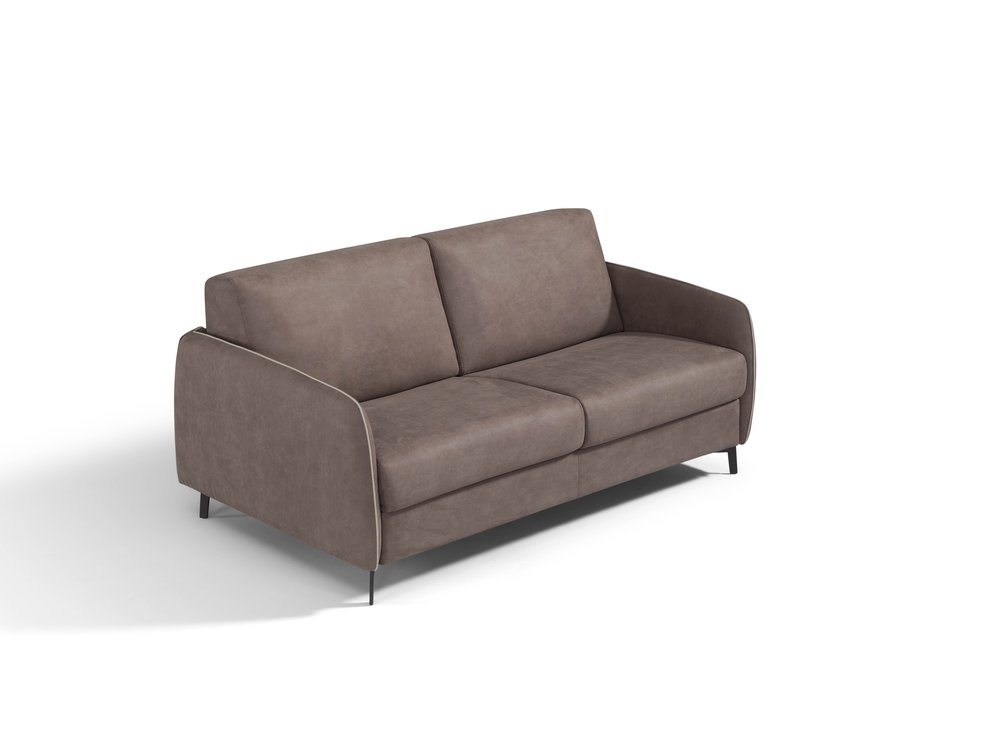 Mito Diven Living Leather And Fabric Contemporary Designer Sofas