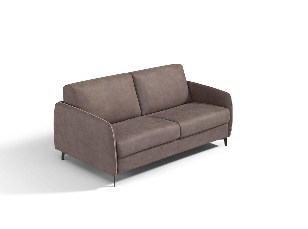Mito Diven Living Leather And Fabric Contemporary Designer Sofas