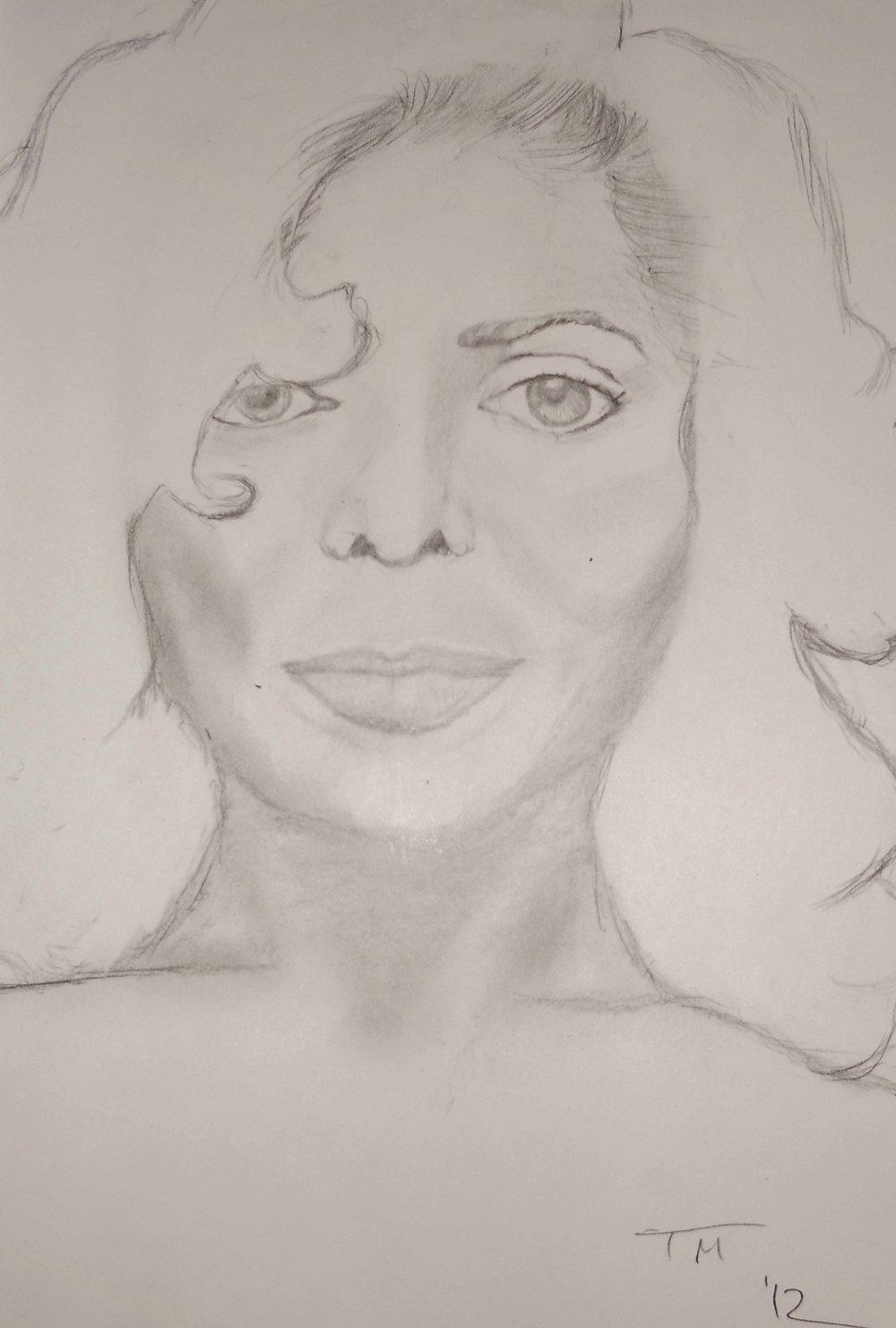 Janet Jackson, Sketch, Janet, Miss Jackson