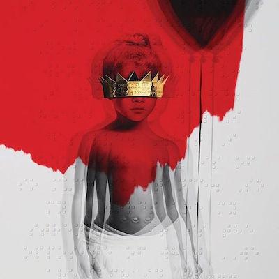 ANTI, Rhianna, album cover
