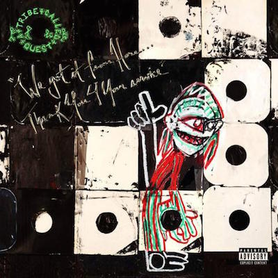 We Got It From Here Thank You 4 The Service, A Tribe Called Quest, Phife Dawg, Q Tip, Album Cover