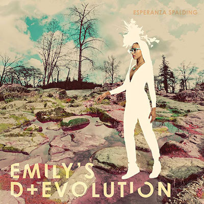 Esperanza Spalding, Emily's D + Evolution, album cover