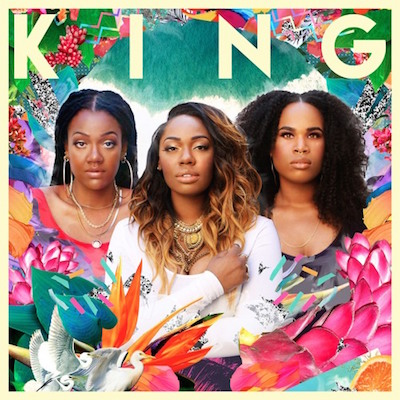 KING, We are King, album cover