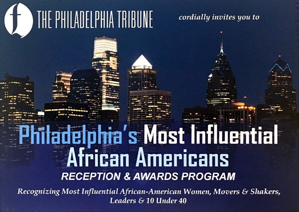 Philadelphia's Most Influential African Americans