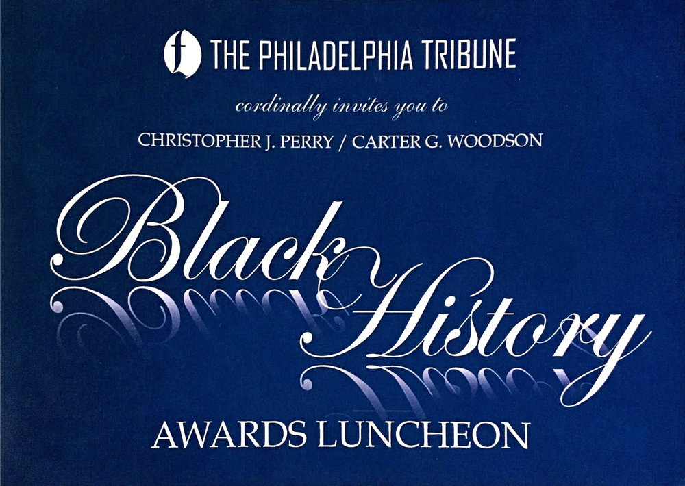 Black History Awards Luncheon