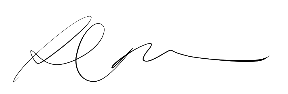 Richard A Jacobson Signature